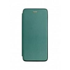 Чехол Книжка для Xiaomi Note 9 - Зеленый