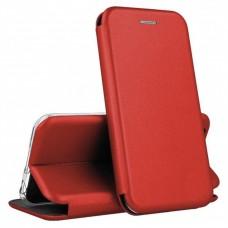 Чехол Книжка для Iphone 12 Pro Max - Красный