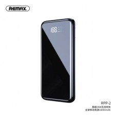 Power Bank Remax Sinyo Series wireless fast chargingPD+QC 3.0 10000mah RPP-2 - Black