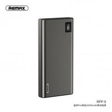 Power Bank Remax Mini pro fast charger Series 20000mahRPP-8 - Black