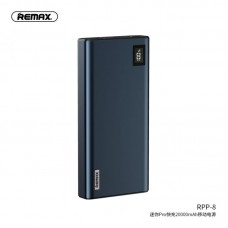 Power Bank Remax Mini pro fast charger Series 20000mah RPP-8 - Blue