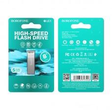 Флеш-карта USB- flash Borofone BUD1 8GB