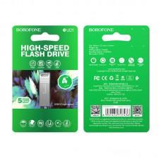 Флеш-карта USB- flash Borofone BUD1 4GB