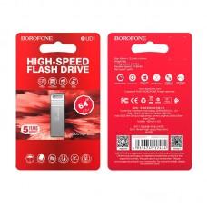 Флеш-карта USB- flash Borofone BUD1 64GB
