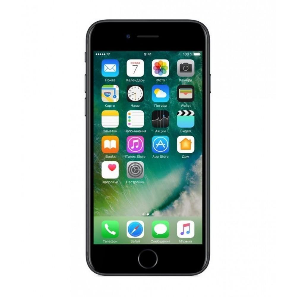 Apple iPhone 7 32GB Black Ref