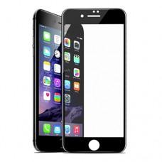 Защитное 3D-стекло для iPhone 7 и 8 Plus Black - Черное