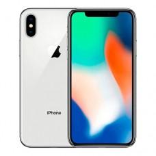 Apple IPhone X 64GB Silver Ref