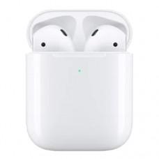 Apple Airpods 2 с беспроводной зарядкой чехла