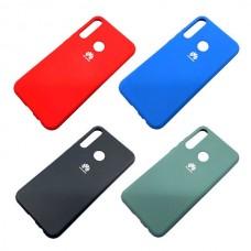 Чехол `Silicone Cover` Samsung A10 (Д)